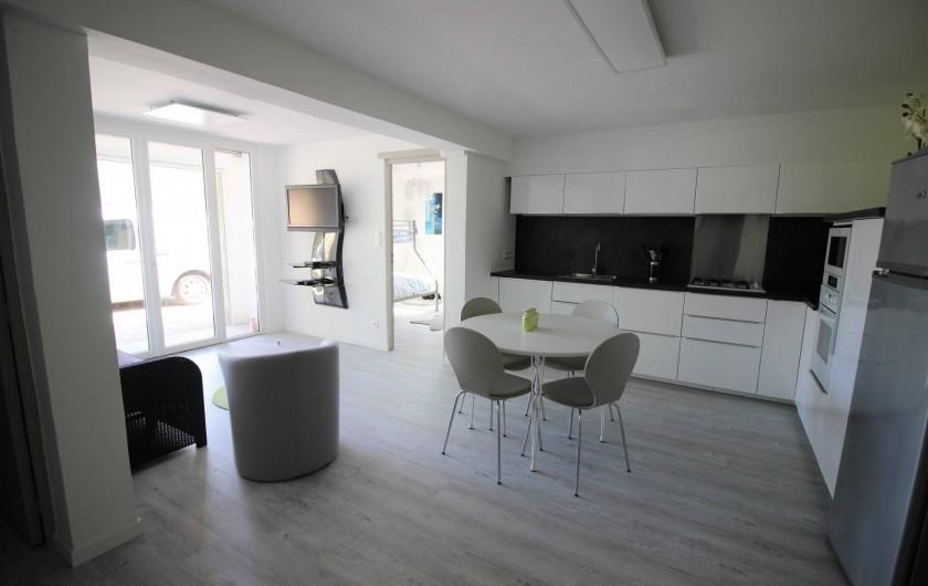 Location de vacances - Appartement à Roquebrune-sur-Argens - SEJOUR