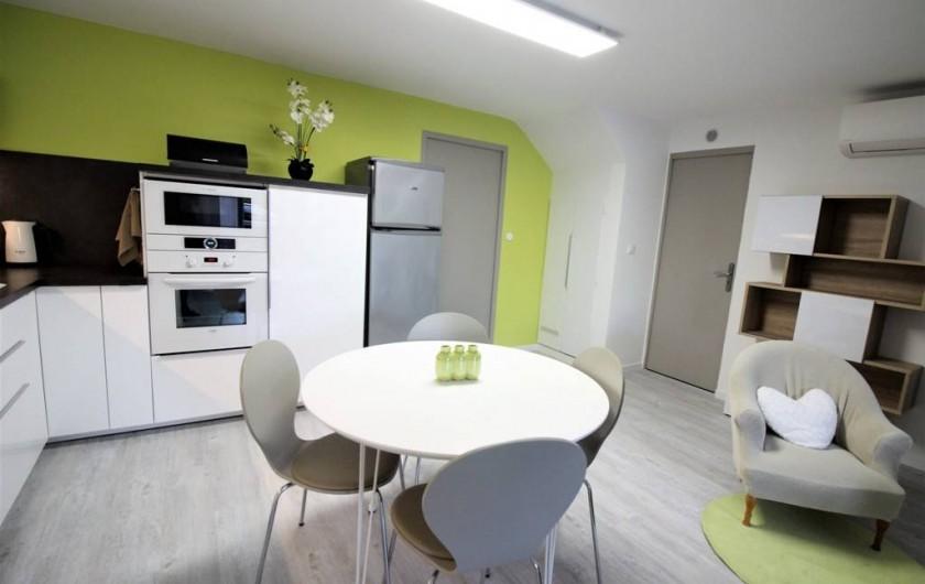 Location de vacances - Appartement à Roquebrune-sur-Argens - CUISINE