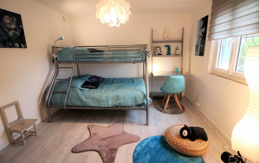Location de vacances - Appartement à Roquebrune-sur-Argens - CHAMBRE + BUREAU