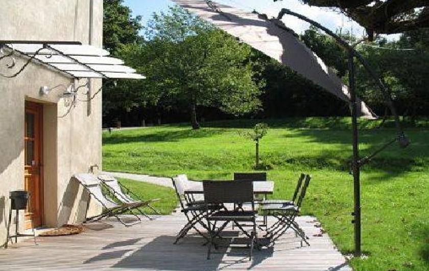 Location de vacances - Gîte à Écully