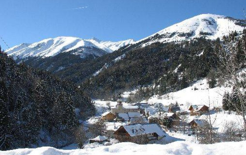 Location de vacances - Chalet à Saint-Jean-d'Arves - village