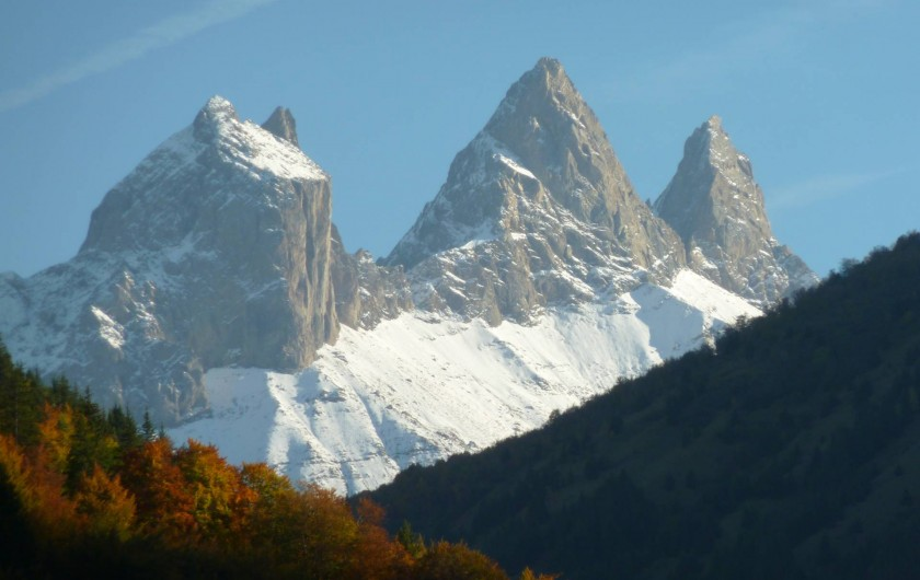 Location de vacances - Chalet à Saint-Jean-d'Arves - les aiguilles d'Arves