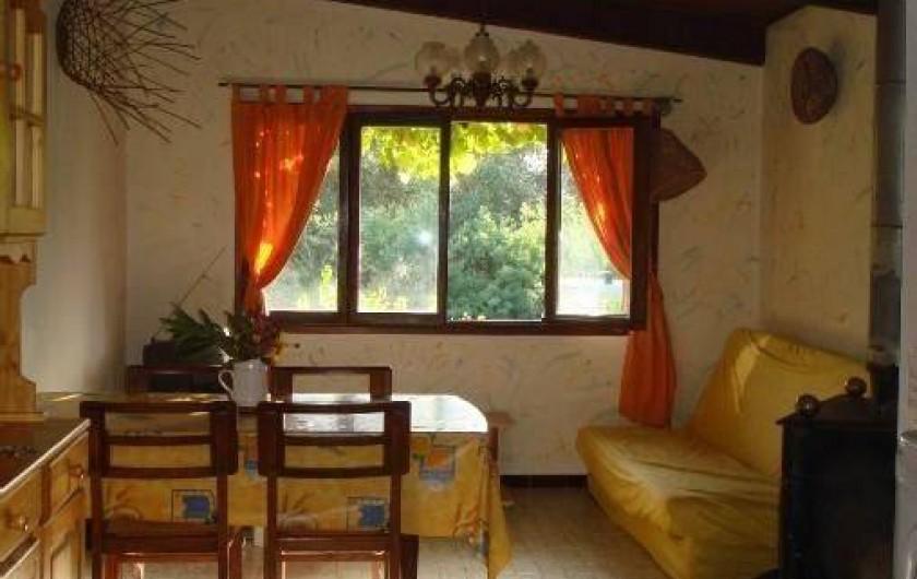 Location de vacances - Maison - Villa à Coti-Chiavari - pièce principale