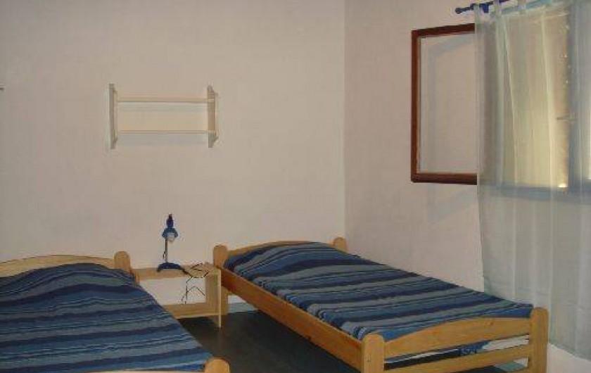 Location de vacances - Maison - Villa à Coti-Chiavari - chambre 3