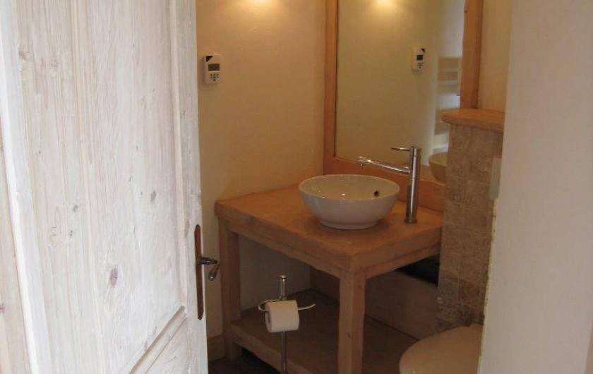 Location de vacances - Appartement à Montvalezan