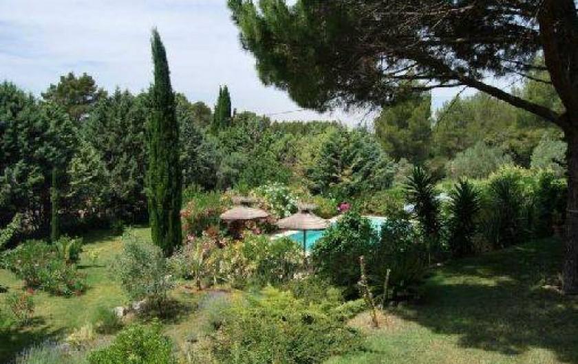 Location de vacances - Maison - Villa à Le Beausset