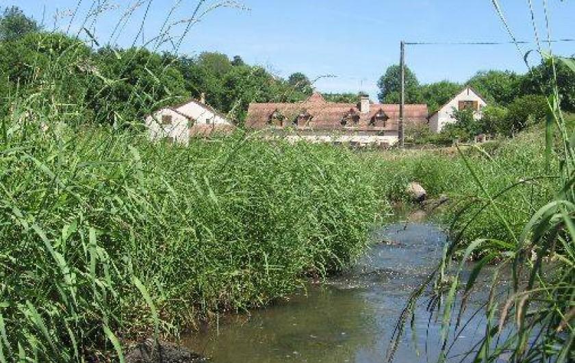 Location de vacances - Gîte à Martigny-le-Comte