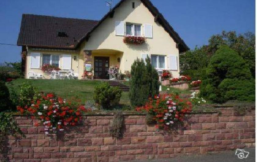 Location de vacances - Chambre d'hôtes à Eguisheim