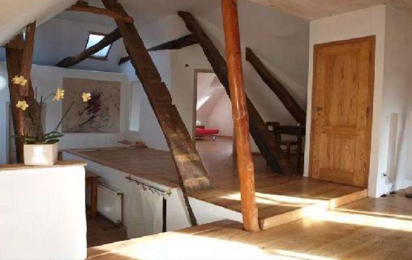 Location de vacances - Appartement à Borgholzhausen