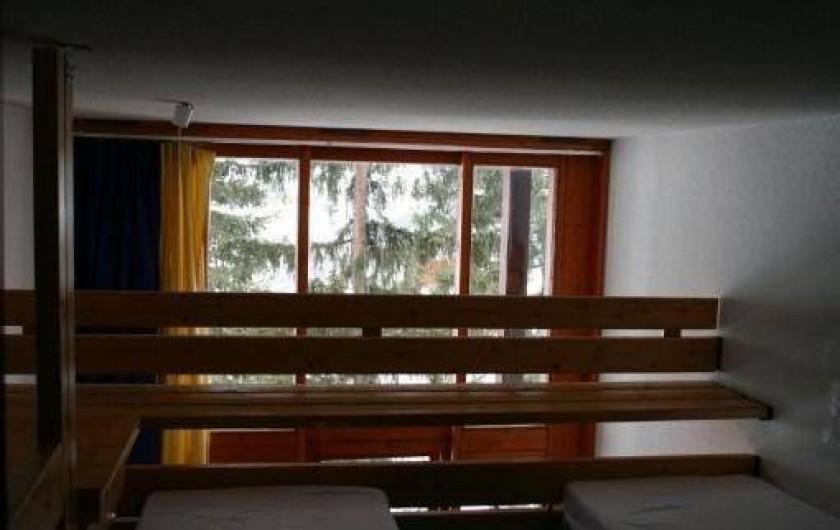 Location de vacances - Appartement à Bourg-Saint-Maurice - Mezzanine