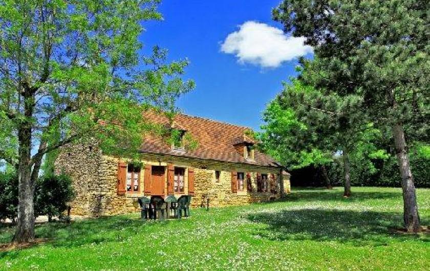 Location de vacances - Gîte à Saint-Crépin-et-Carlucet