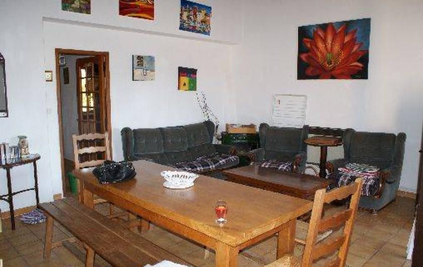 Location de vacances - Appartement à Les Salles-sur-Verdon
