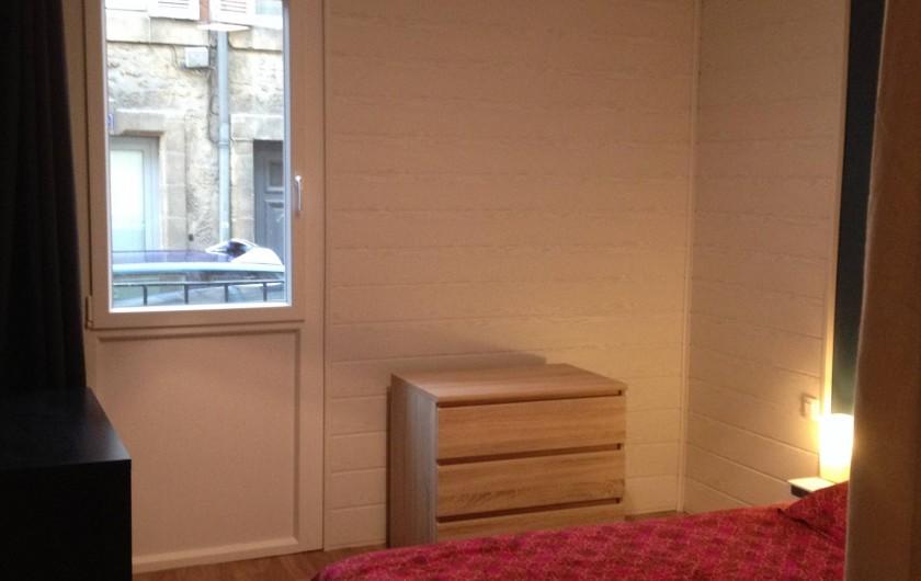 Location de vacances - Appartement à Sarlat-la-Canéda - chambre 1