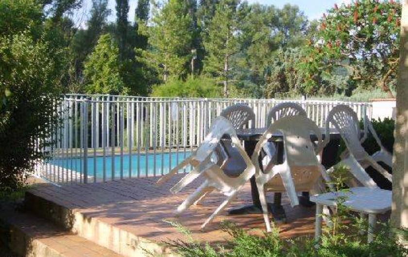 Location de vacances - Maison - Villa à Riez