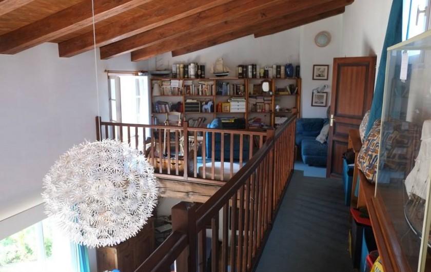 Location de vacances - Maison - Villa à Ars-en-Ré - mezzanine
