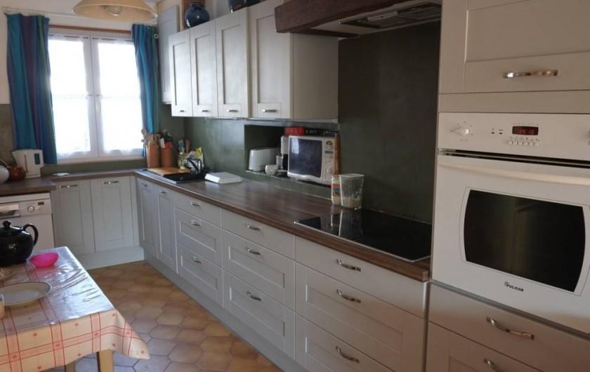 Location de vacances - Maison - Villa à Ars-en-Ré - cuisine