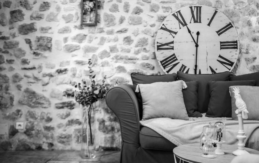 Location de vacances - Chambre d'hôtes à Pernes-les-Fontaines - Accueil