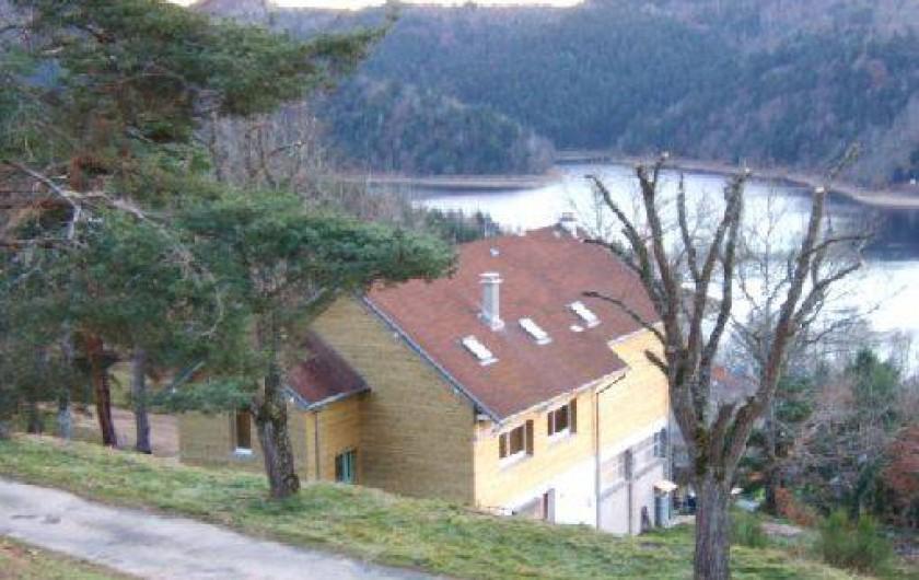 Location de vacances - Gîte à Lavastrie