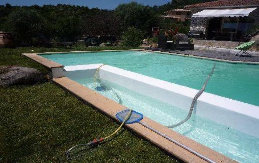 Location de vacances - Maison - Villa à Lecci