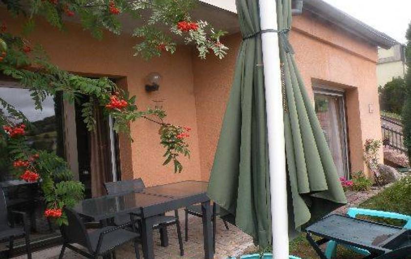 Location de vacances - Appartement à Orbey