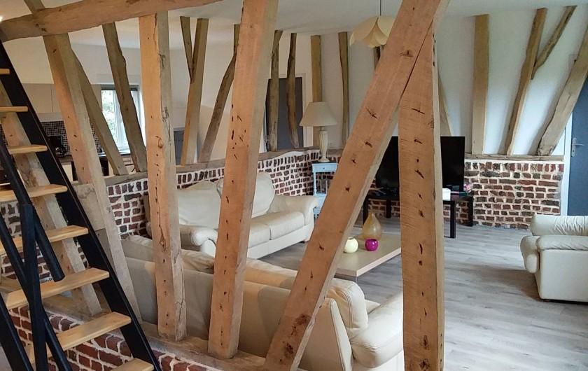 """Location de vacances - Gîte à Helfaut - gite """" le grand bois"""" 6 personnes"""