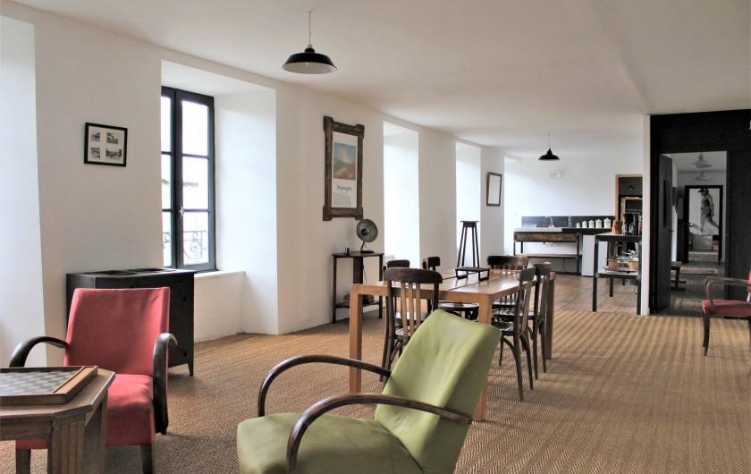 Location de vacances - Chambre d'hôtes à Aubrac - L'appartement