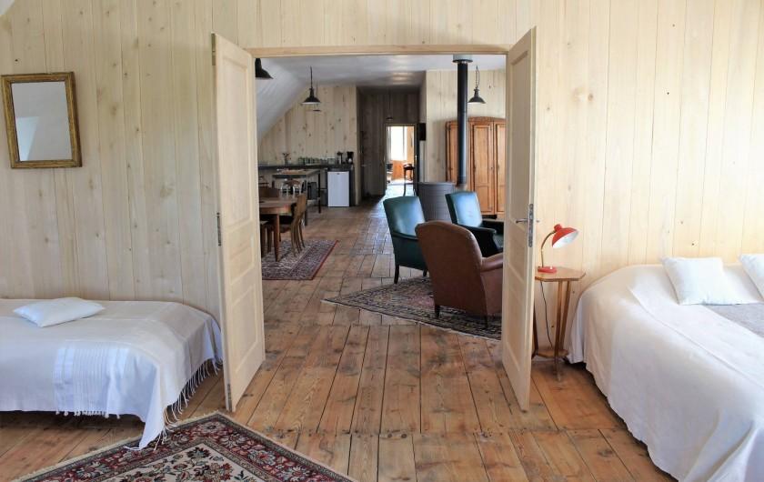 Location de vacances - Chambre d'hôtes à Aubrac - Le loft