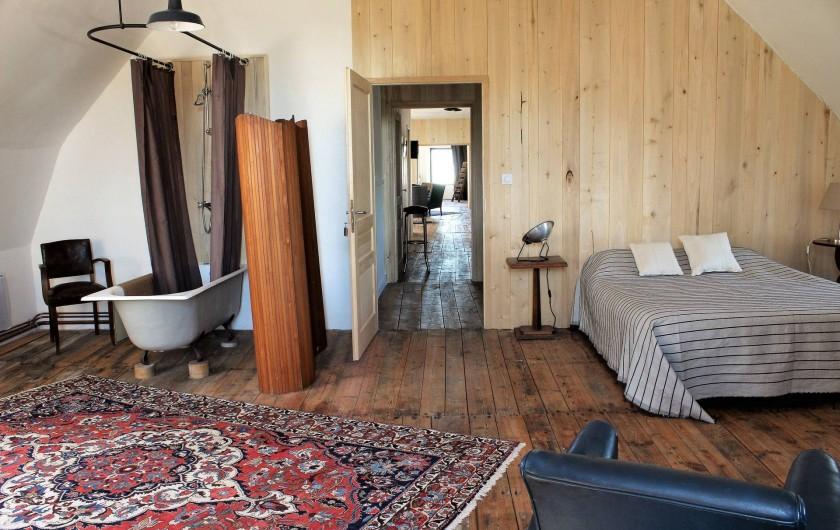 Location de vacances - Chambre d'hôtes à Aubrac - Chambre d'hôtes