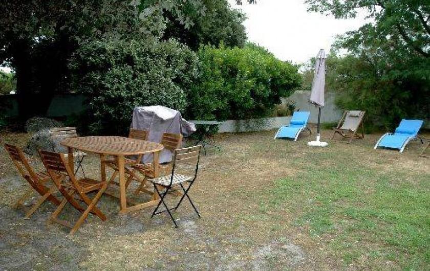 Location de vacances - Appartement à Noirmoutier-en-l'Île