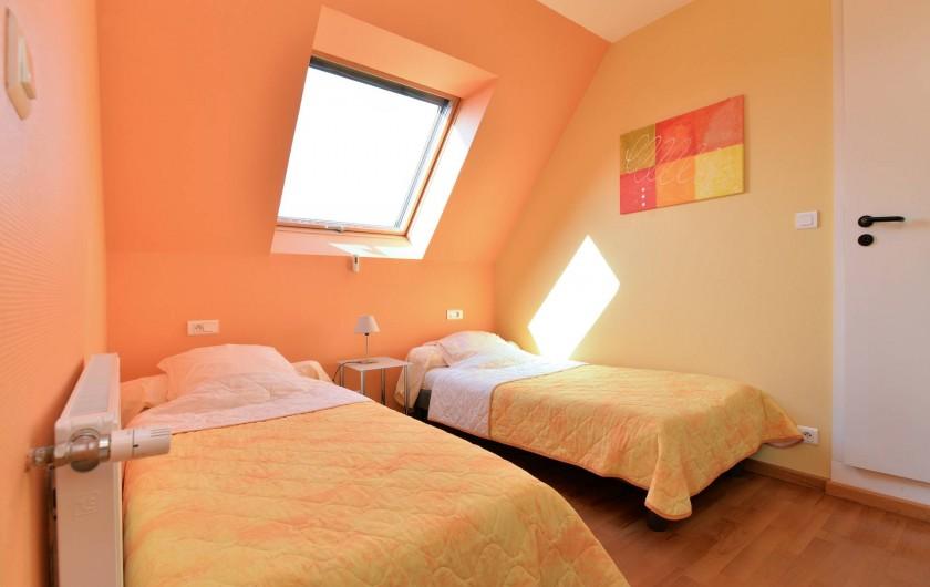 Location de vacances - Gîte à Logelheim - Chambre 3