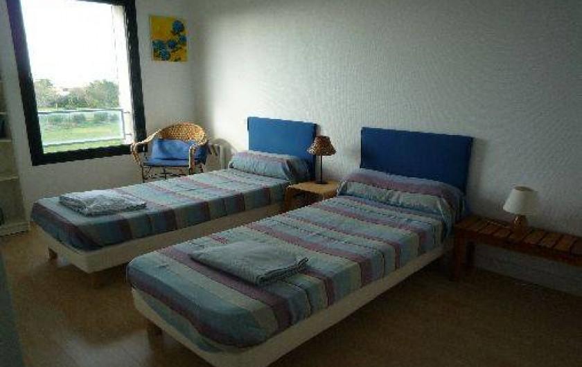 Location de vacances - Appartement à La Rochelle