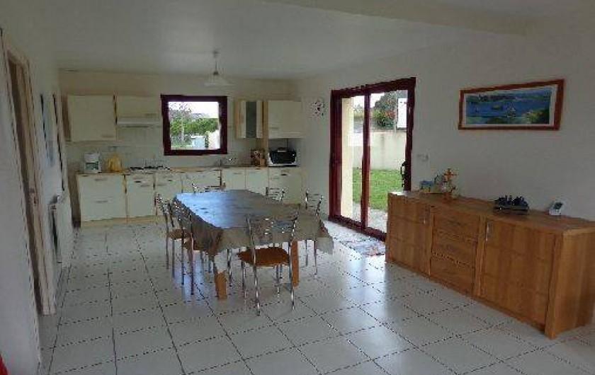 Location de vacances - Villa à Trédrez-Locquémeau