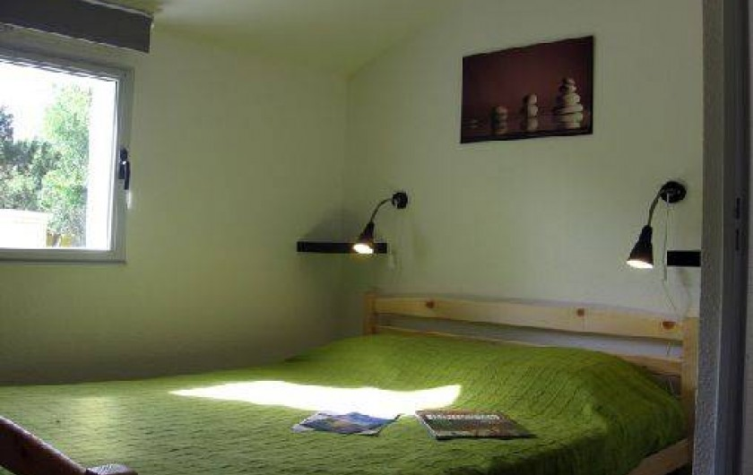 Cottages Hourtin*** Chambre 1