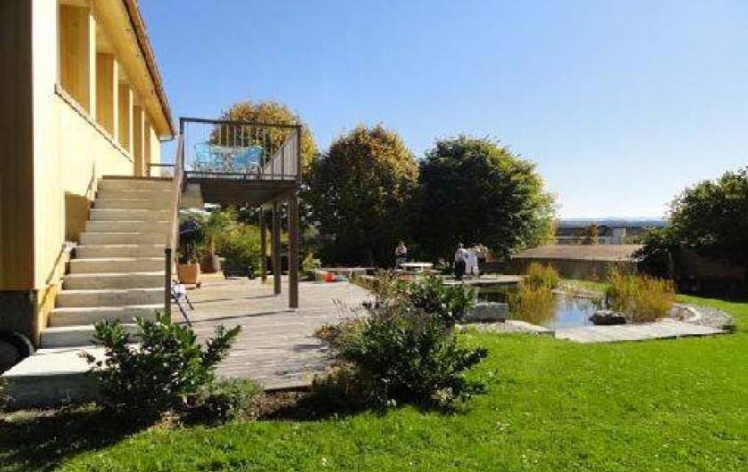 Location de vacances - Chambre d'hôtes à Charquemont