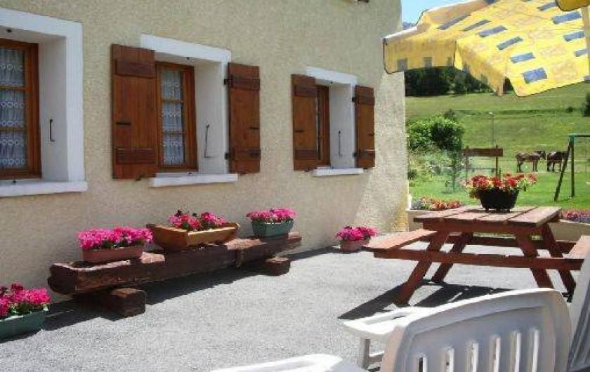 Location de vacances - Gîte à Sollières-Sardières