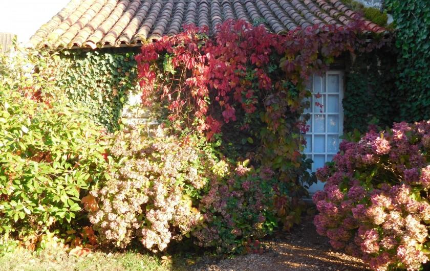 Location de vacances - Gîte à Puydoyeux - L'Annexe