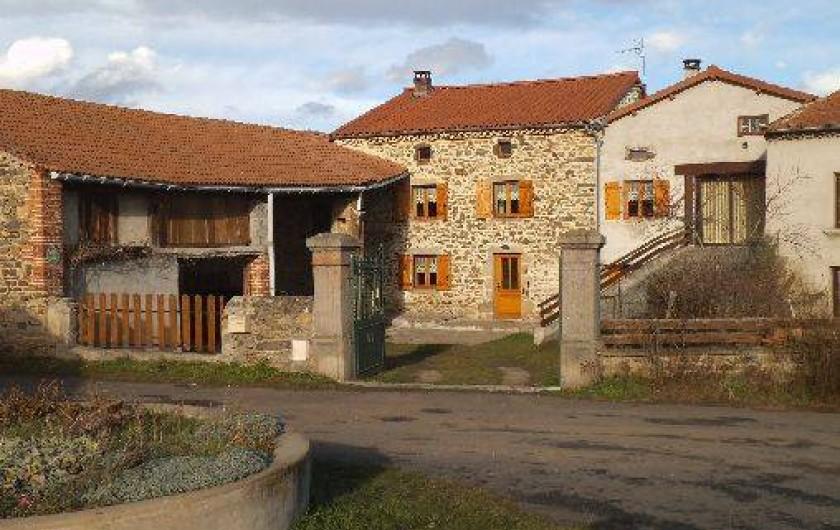 Location de vacances - Gîte à Saint-Privat-du-Dragon