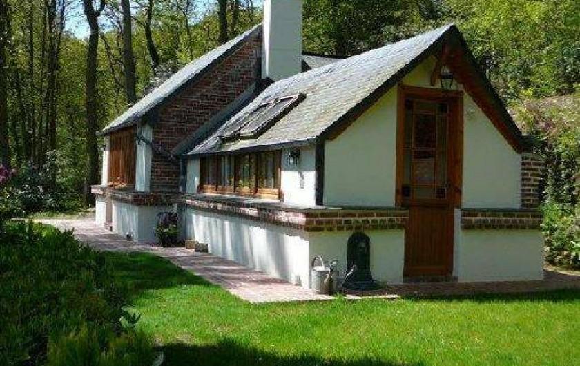 Location de vacances - Maison - Villa à Montivilliers