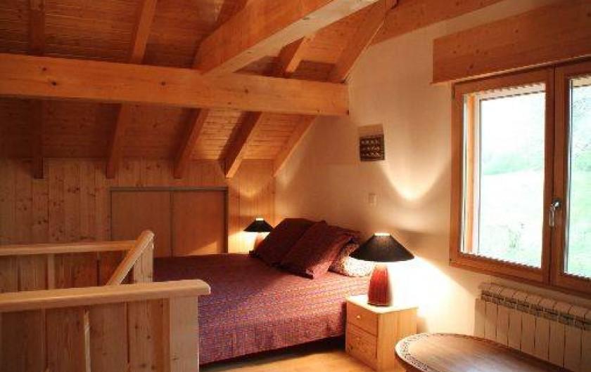 Location de vacances - Gîte à Fort-du-Plasne