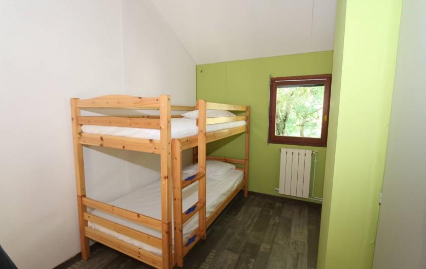 Location de vacances - Gîte à Grospierres - Mezzanine gîte 2