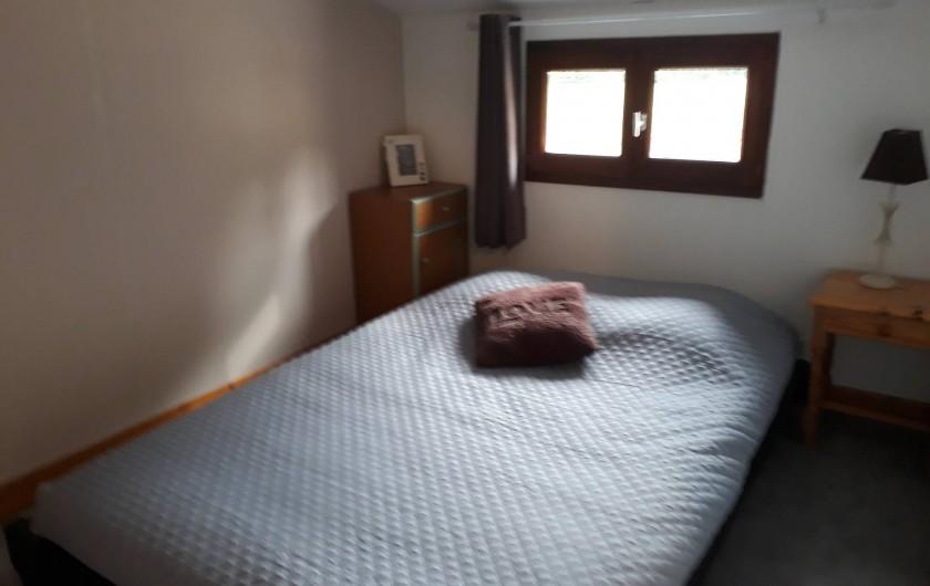 Location de vacances - Gîte à Grospierres - 2ème chambre gîte 1