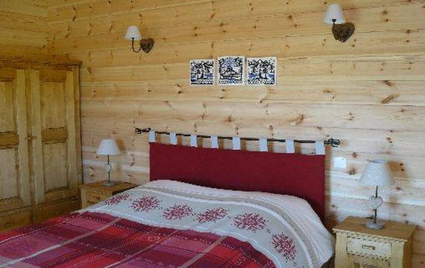 Location de vacances - Chambre d'hôtes à La Chaux