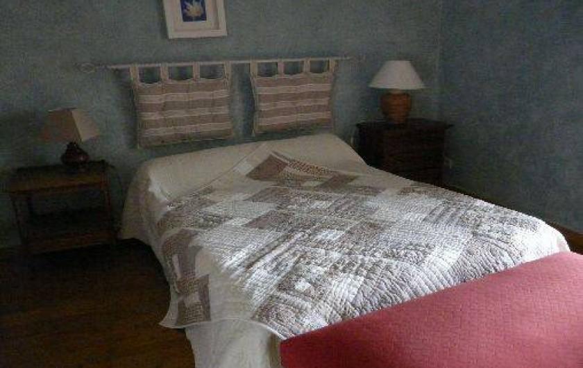 Location de vacances - Mas à Saint-Paul-le-Jeune - chambre 1