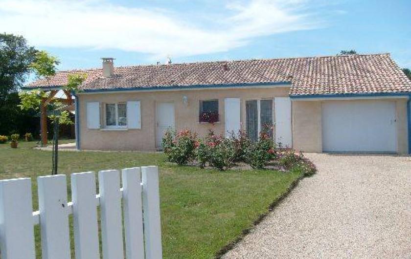Location de vacances - Villa à Messanges