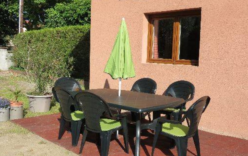 Location de vacances - Gîte à Merxheim