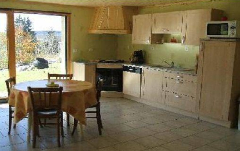 Location de vacances - Appartement à Malbuisson