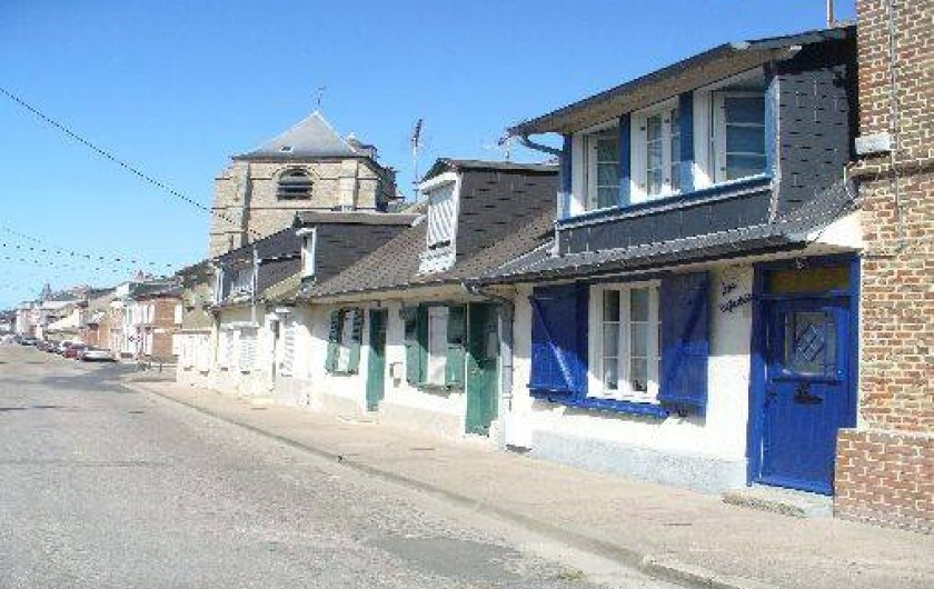Location de vacances - Villa à Le Crotoy - Rue de l'Eglise
