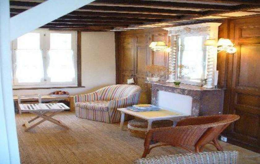 Location de vacances - Villa à Le Crotoy - Salon