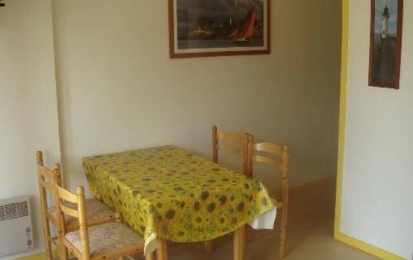 Location de vacances - Appartement à Ploemeur