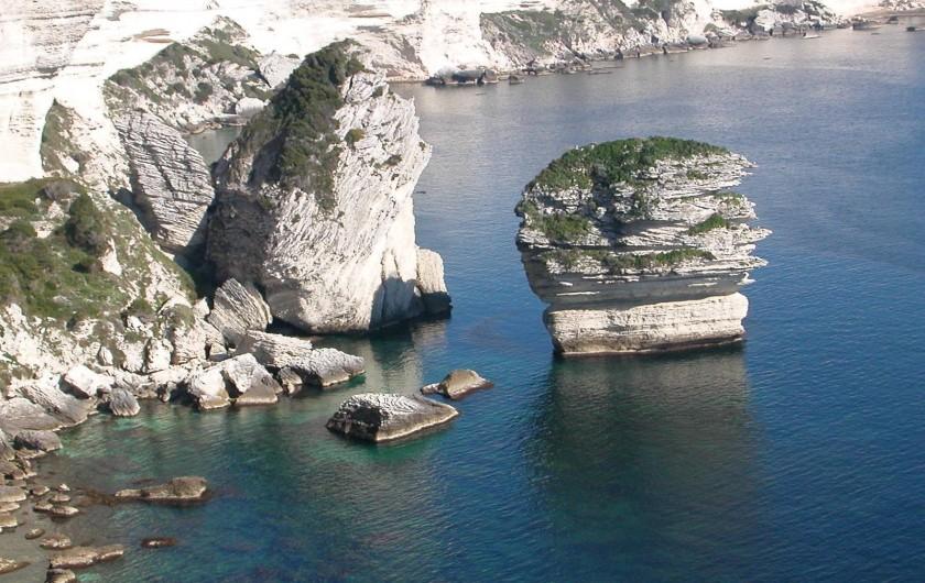 Location de vacances - Appartement à Pianottoli-Caldarello - bonifacio